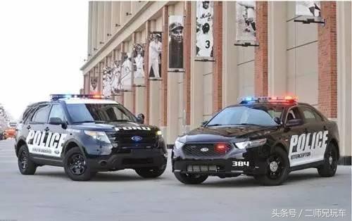 世界各国十大特色警车,朝鲜用比亚迪F3,这几国竟用天价超跑?
