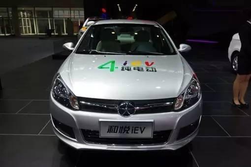 与大众合作新能源汽车的消息一出,江淮汽车的销量就开始快速走高高清图片