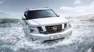涉水能力最强的10款SUV,自主强势跻身前三!