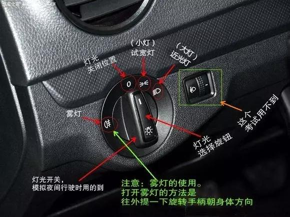学驾心得:科三新捷达考试车车辆介绍,送给准备考试的学员!