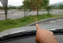科目二曲线行驶技巧:考试只需这4个点位掌握,拿100分超轻松!