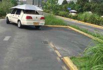 科目二侧方位停车,三个点右左左搞定速度要慢,不想挂就认真看!