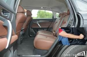 5座SUV合资车 2.0T+9速箱子 轴距超汉兰达 后排可跷二郎腿