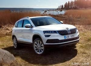 大众让步?这款全新SUV将由斯柯达国产,轴距还加长5厘米