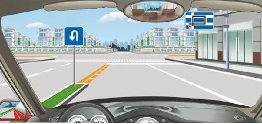 学驾心得:学车技巧科目三路口左转弯操作步骤