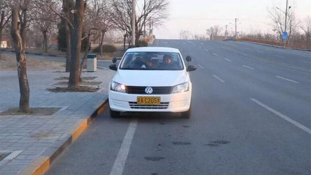 经验交流:科目三之如何靠边停车 考试技巧和考试要点