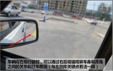 驾驶技巧:学车驾考科目二倒车入库怎么操作|嵩县驾校