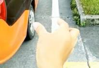 科目二:侧方停车完整版 教练指导一些入库技巧掌握操作简单
