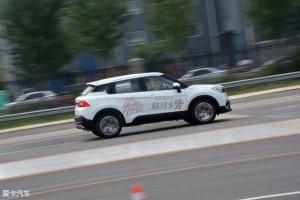 智控驾乘新体验 爱卡试驾中华新V3 1.5T