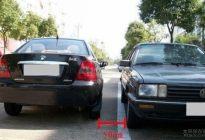 金荣驾校:侧方停车技巧、图解、视频、车位标准尺寸