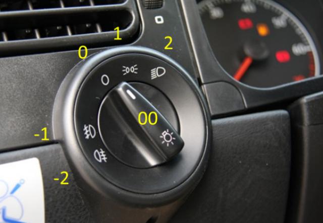 驾驶技巧:新捷达科目三灯光操作细操作方法