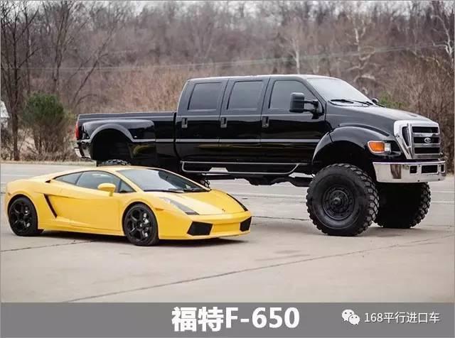 会移动的房子?几款巨大型平行进口车,上车都容易扯到蛋!