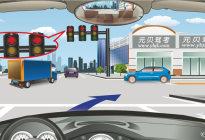 学驾心得:科目四丨信号灯题答题技巧,一次掌握