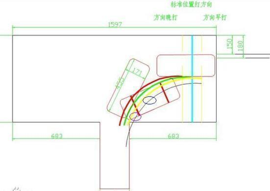 如何避免压线  科二考试必考五项:倒车入库,坡道定点停车及起步,侧