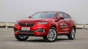 WEY VV7: 十几万能买到几十万的车吗? 全新?