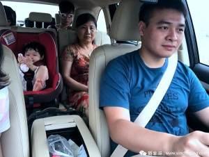 汉兰达这种大车,给二胎家庭带来什么体验?