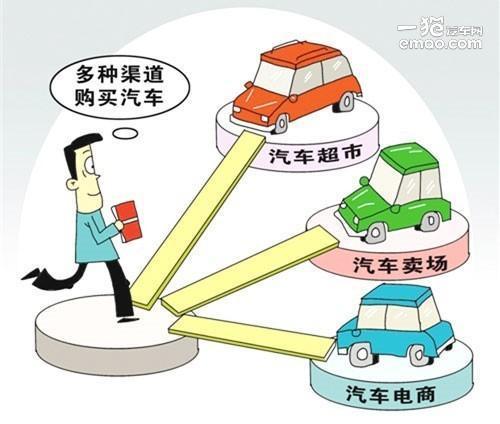 新《办法》实施后 将催生大型汽车电商平台