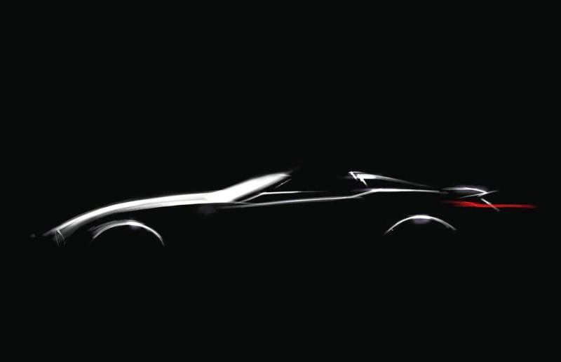 或是新Z4 全新吉林11选5宝马敞篷跑车预告图发布