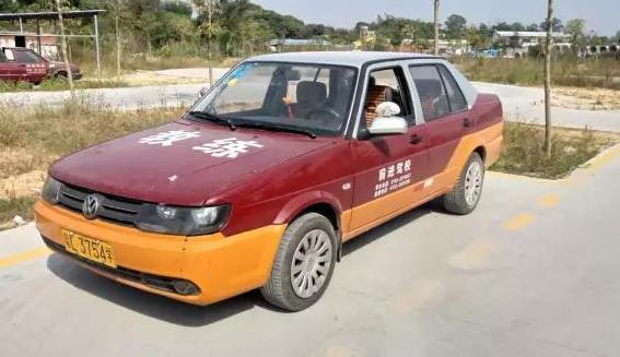 杭州市捷达教练车挂挡大鱼教程板技巧新手图片