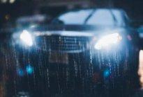 安业驾校百科:驾考科目二_科目三时下雨怎么办