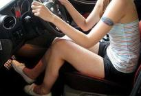 头条神评组:为啥女司机紧急时会乱踩油门刹车?哈这个太形象