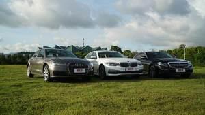 六款豪华品牌C级车对比剧透,谁软谁赢谁落后?