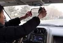 开车时如何更好的确定左右轮的位置?