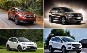 7月SUV销量排名20的本田CR-V,为何4S店普遍缺货?