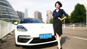 爽爽侃车-你愿意坐上陌生女企业家的保时捷Panamera吗?