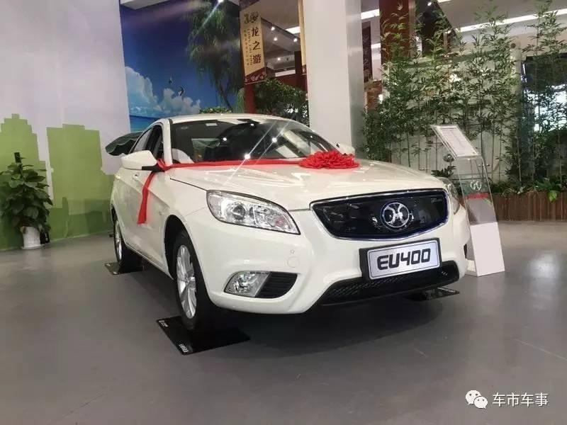 续航里程最长纯电动A级车杭州上市 - 新闻详情