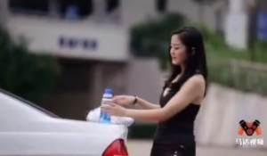 有猫腻,女孩愿意喝我水是什么意思?