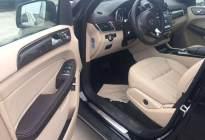 骏驰港口现车,进口SUV奔驰GLS400