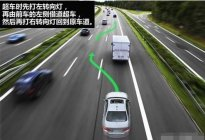 金荣驾校:学车技巧科目三超车项目考试技巧与评分标准