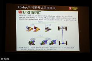 双面能手 国产Jeep自由光四驱系统解析