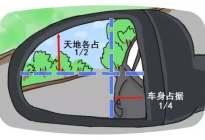 国伟驾校:驾驶技巧 | 后视镜与中央后视镜