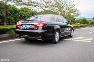 中国人自己的公务用车 爱卡试驾红旗H7