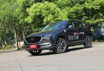 首推2.0L 自动智享型  马自达新CX-5购车手册