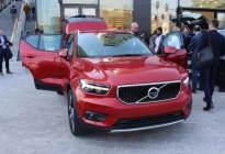 李书福斥巨资研发这款沃尔沃紧凑SUV,未来国产后排队出口全世界