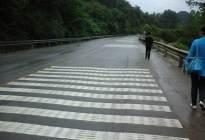 高速路上不认识这5种线,快下高速,好好学习科目一