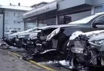一直想明确:到4S店试驾,把车撞了这责任怎么算?