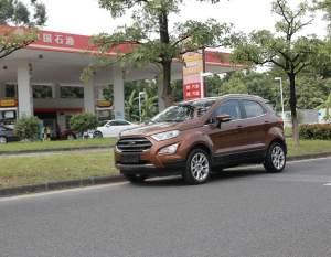 实测:7.98万起,国内最便宜的合资SUV,有没有偷工减料?