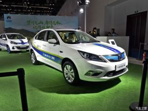 售16.09-20.73万元 逸动EV300/PHEV上市