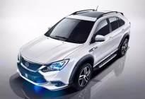 五款国产中型SUV,大尺寸最便宜10万起!