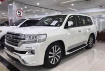 丰田酷路泽5700顶配 中东版陆巡5700VXR最高配置报价
