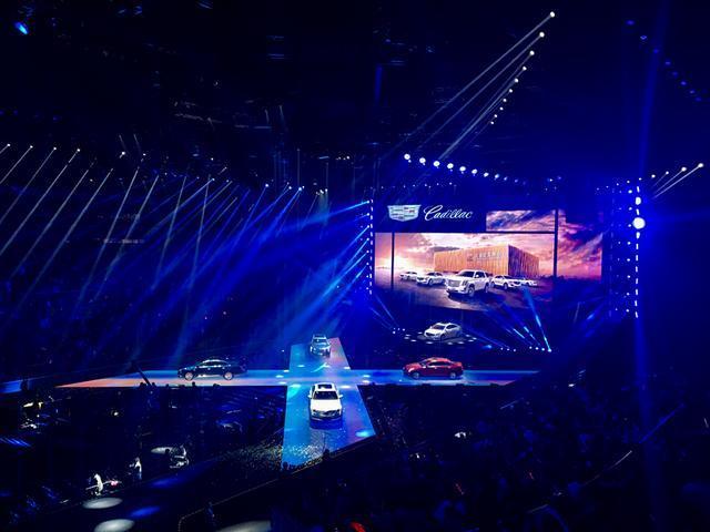 新葡京网上娱乐:以科技制霸!全新一代凯迪拉克XTS_2999万起上市