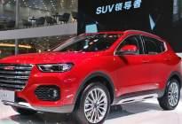 最强SUV品牌重拳出击,哈弗广州车展不可错过的新车!