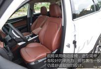 身宽体智 试驾华晨中华V6 1.5T自动挡