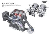 这才是尖儿货 海外试驾奥迪RS 4 Avant