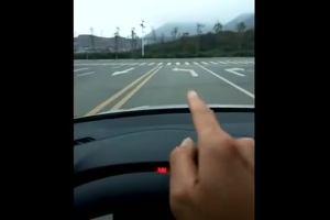 驾考新规科目三前方路口左转弯操作技巧,看完满分通过考试