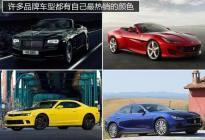 什么颜色的车子最安全?买车必知的汽车颜色常识!